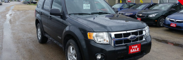 2008 Ford Escape Xlt 4x4 Fast Amp Furious Motors