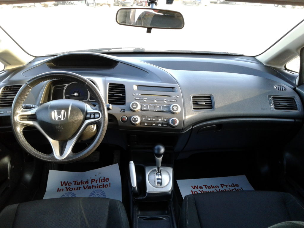 2010 Honda Civic Lx Sport 4dr Automatic Wt Remote Start