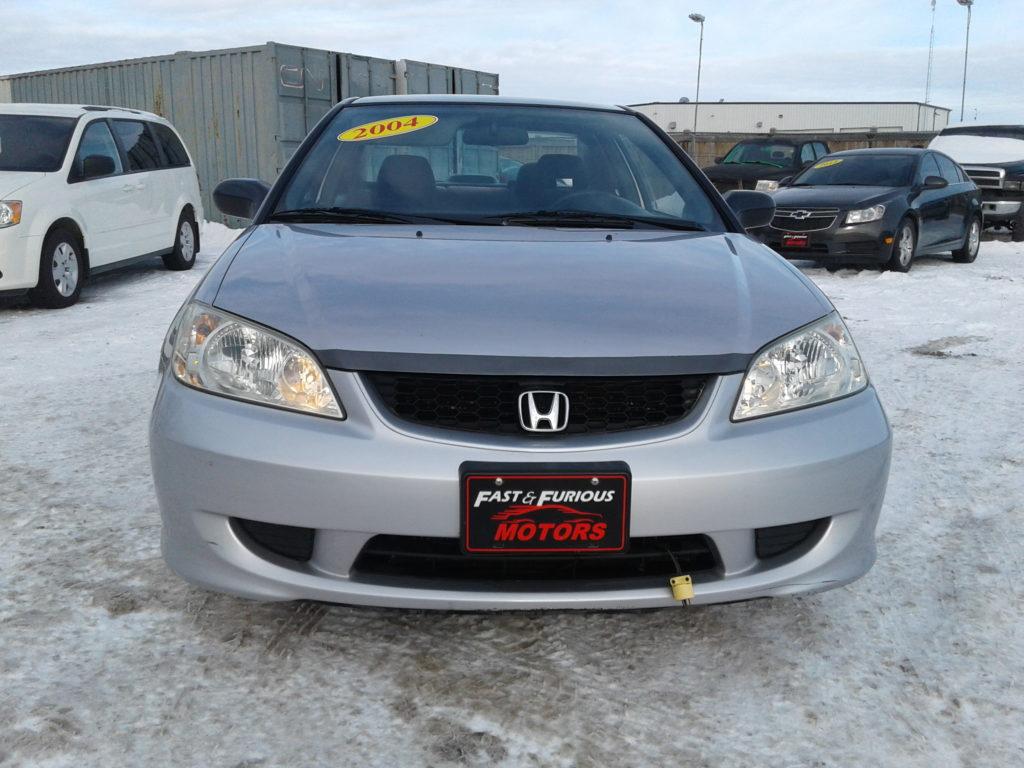 2004 Honda Civic Lx 2dr Coupe Fast Furious Motors