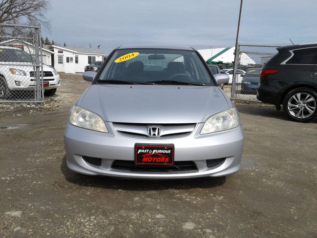 2004 Honda Civic Lx Low Km Fast Furious Motors